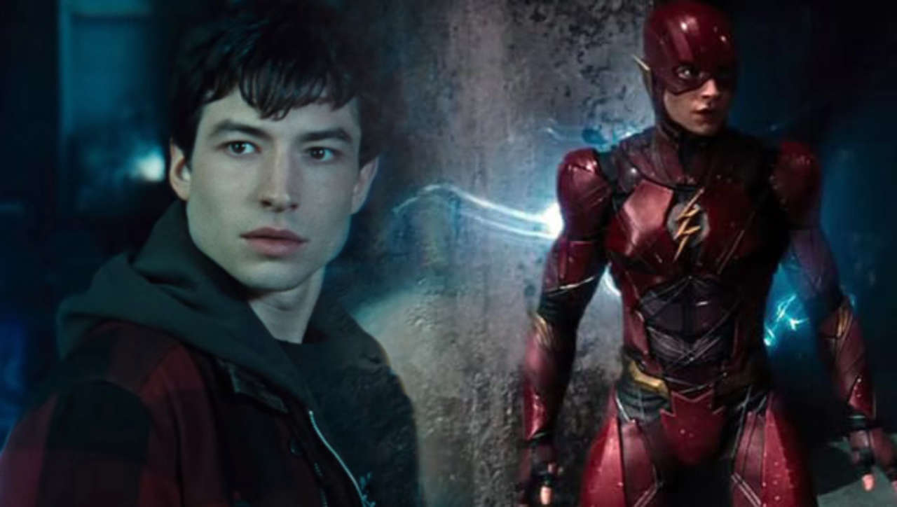 """Ezra Miller Reveals If """"The Flash"""" Movie Is Getting Made"""