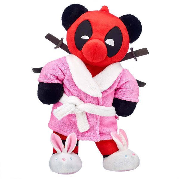 deadpool build a bear