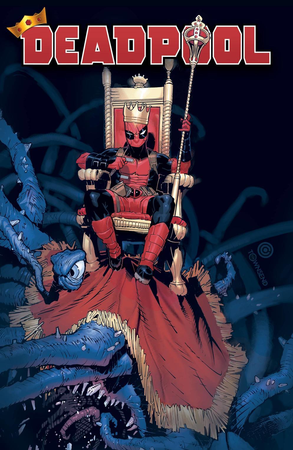 deadpool marvel