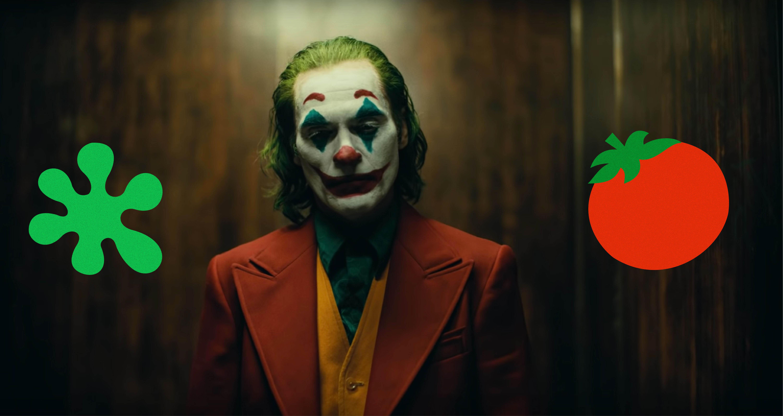 joker rotten tomatoes